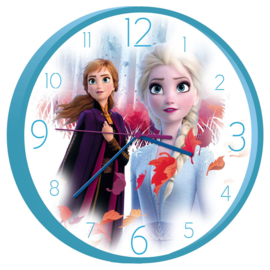 Disney Frozen 2 wandklok ø 23 cm.