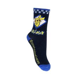 Pokémon sokken donker blauw mt. 23-26