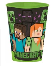 Minecraft drinkbeker 260 ml.