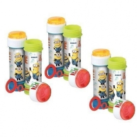 Minions bellenblaas 60 ml.