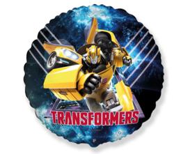 Transformers folieballon Bumblebee ø 45 cm.