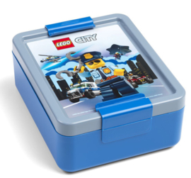 Lego City politie broodtrommel