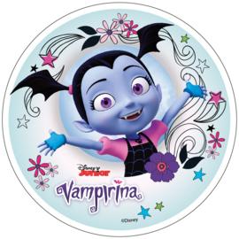 Disney Vampirina ouwel taart decoratie ø 21 cm. D