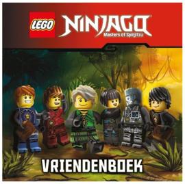 Lego Ninjago vriendenboek