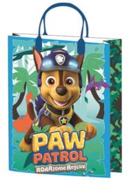 Paw Patrol cadeau tasje 18,5 x 25 x 8 cm.