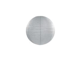 Lampion grijs ø 20 cm.
