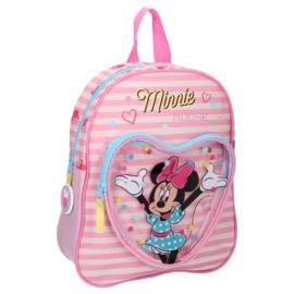 Disney Minnie Mouse rugzak Let's Party 31 x 25 x 9 cm.