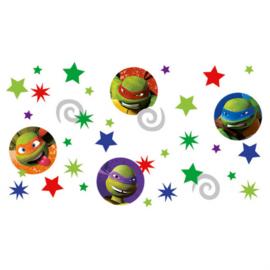 Ninja Turtles confetti 34 gr.