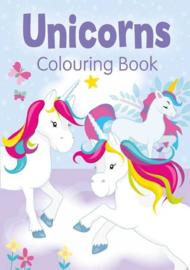 Unicorn kleurboek