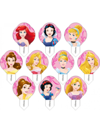 Disney Princess cupcake ouwel decoshape decoratie 10 st.