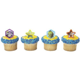 Disney Toy Story cupcake ring 6 st.