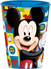 Disney Mickey Mouse Oh Boy drinkbeker 260 ml.