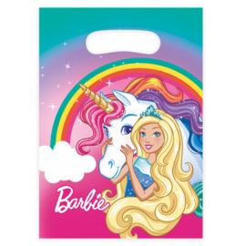 Barbie traktatiezakjes Dreamtopia 8 st.
