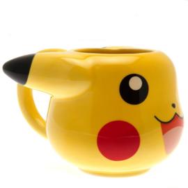 Pokémon 3D porseleinen mok 475 ml.