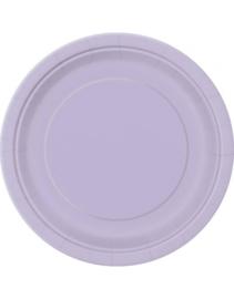 Lavendel - lila feestartikelen