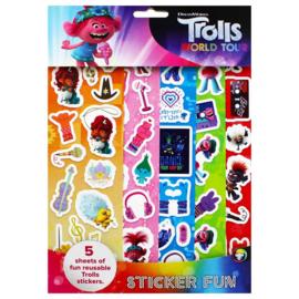 Trolls stickerfun
