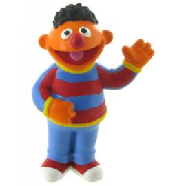 Sesamstraat Ernie taart topper decoratie 7 cm.
