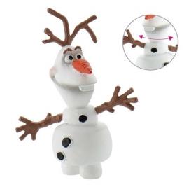 Disney Frozen Olaf taart topper decoratie 6 cm.