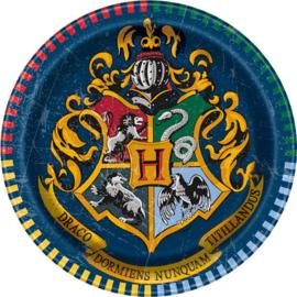 Harry Potter gebakbordjes ø 17,1 cm. 8 st.