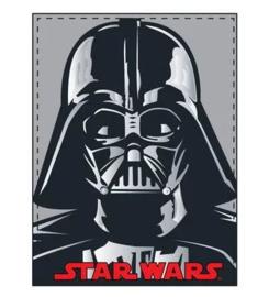 Star Wars fleecedeken Darth Vader 90 x 120 cm.