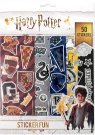Harry Potter stickerfun
