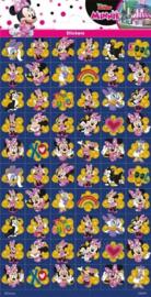 Disney Minnie Mouse mini stickers