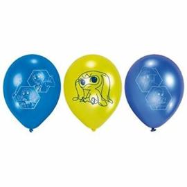 Playmobil ballonnen ø 22,8 cm. 6 st.