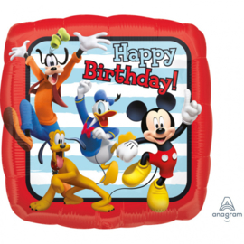 Disney Mickey Mouse and friends folieballon 43 cm.