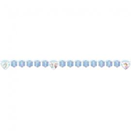 Disney Frozen Sparkle happy birthday slinger 2 mtr.