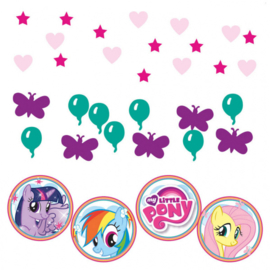 My Little Pony confetti rainbow 34 gr.