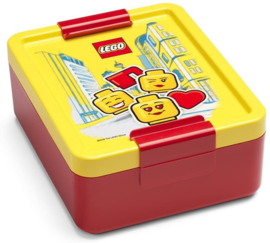 Lego broodtrommel Iconic Girl