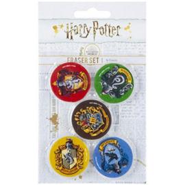 Harry Potter uitdeel gummen ø 3,5 cm. 5 st.