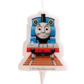 Thomas de Trein taart kaars 2D 7,5 cm.