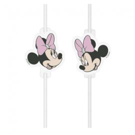 Disney Minnie Mouse Unicorn rietjes 4 st.