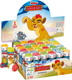 Disney The Lion Guard bellenblaas p/stuk