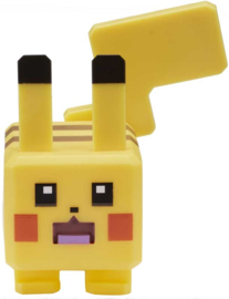 Pokémon taart topper Pikachu 10 cm.