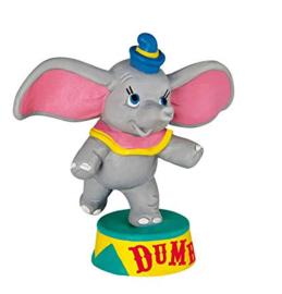 Disney Dombo taart topper decoratie 7 cm.