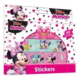 Disney Minnie Mouse stickerbox 16 x 11,5 x 1,2 cm.