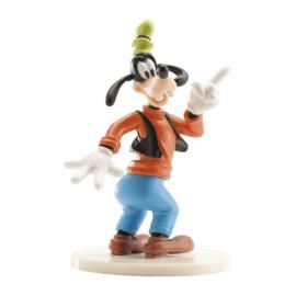 Disney Goofy taart topper 7,5 cm.