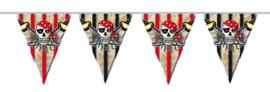 Piraten vlaggenlijn 10 mtr.