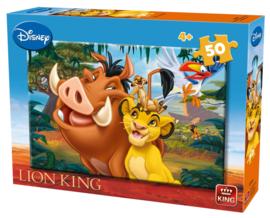 Disney The Lion King puzzel A 50 stukjes