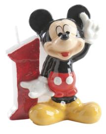 Disney Mickey Mouse Clubhouse 1e verjaardagskaars