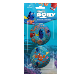 Disney Finding Dory cupcake vormpjes 30 st.