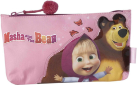 Masha and the Bear etui