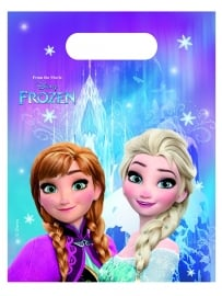 Disney Frozen Northern Lights traktatiezakjes 6 st.