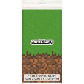 Minecraft tafelkleed 1,37 x 2,13 mtr.