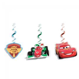 Disney Cars Ice hangdecoratie 3 st.