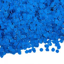 Confetti blauw 100 gr.
