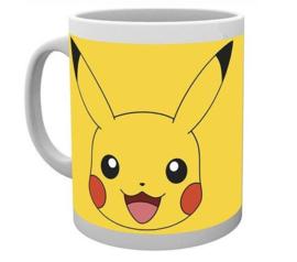 Pokémon Pikachu porseleinen mok 300 ml.