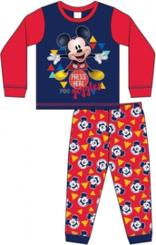 Disney Mickey Mouse pyjama Press Here For Giggles mt. 76